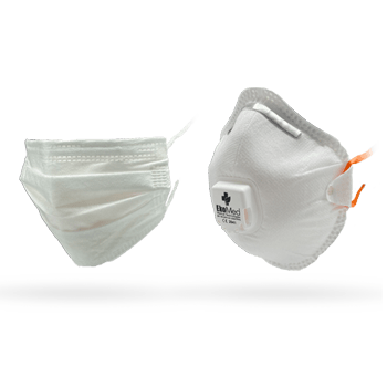 Surgical Face Masks and Respirators